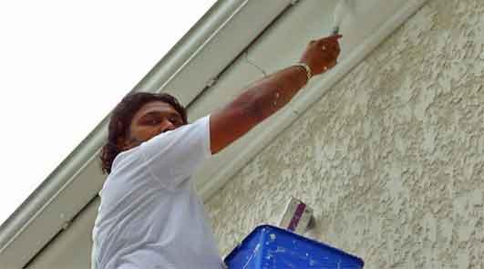 Entreprise de peinture et ravalement de façade à Evry 91000