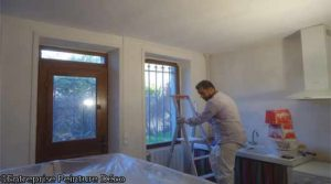 Entreprise de peinture à Linas