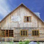 Repeindre les huisseries extérieures en bois