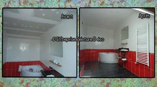 salle de bain refaire travaux r novation projet devis et r alisation. Black Bedroom Furniture Sets. Home Design Ideas