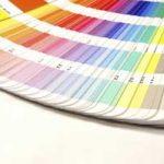 Un nuancier couleur