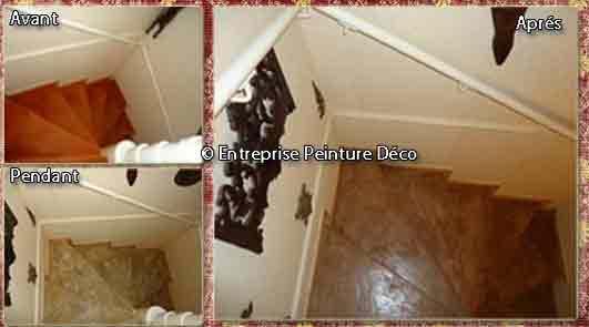 Devis rénovation revêtement sol et murs