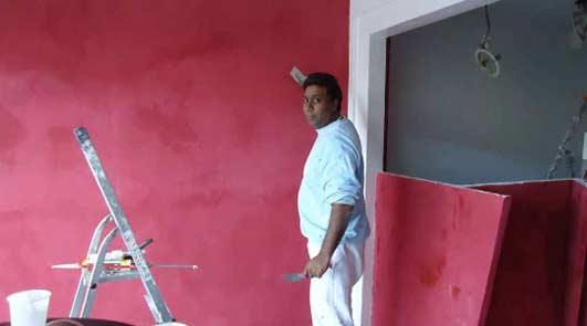Devis rénover – Coût de rénovation peinture appartement