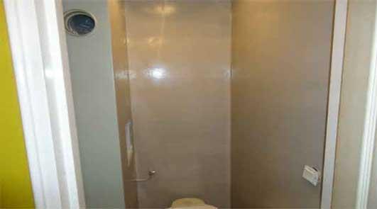 Devis Rénovation Toilette -Prix travaux peinture et d\'installation de WC