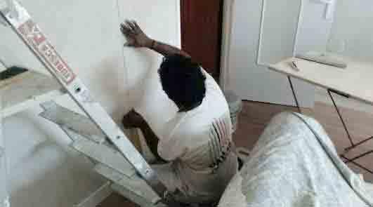 Tous travaux de rénovation peinture à Le Plessis-Pâté