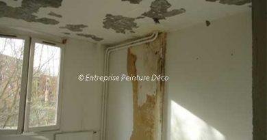 devis peinture plafond et murs