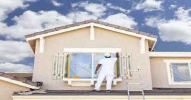 Comment peinture façade maison