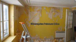 Peindre Papier Peint Vinyl Expansé Intissé Mur Déjà Le Motif
