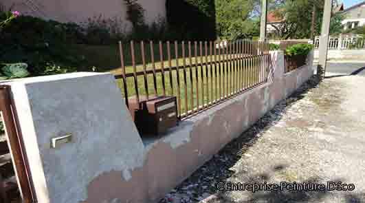 Comment réussir son enduit mur extérieur crépi a peindre?
