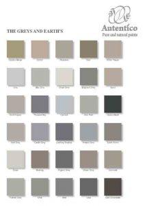utiliser nuancier couleur gris