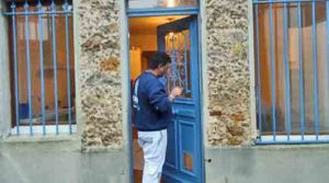 Peindre bois extérieur fenêtre