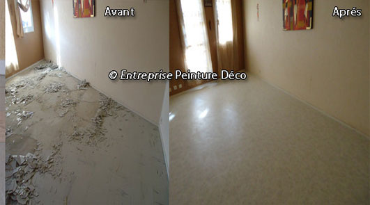 devis r novation rev tement sol et murs travaux en. Black Bedroom Furniture Sets. Home Design Ideas